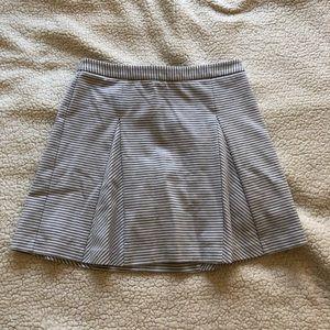 Michael Kors   Striped Skirt